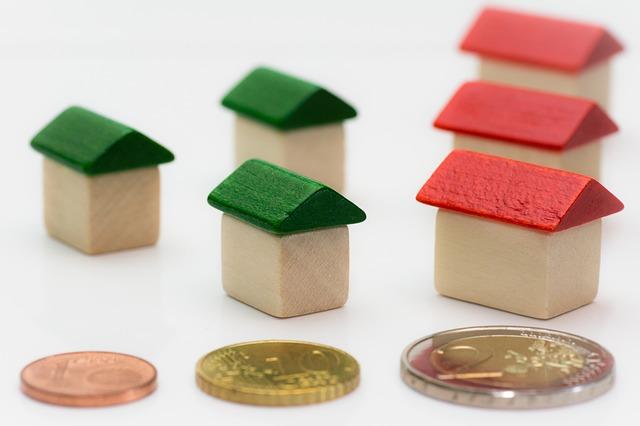 šest domků