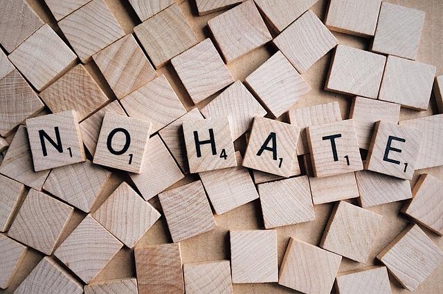 no hate slovo